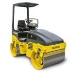 Bomag MW120 Vibration Roller 3 Ton