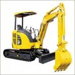 6,000 # Mini Excavator