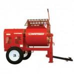 Mortar Mixer 9 cu. ft. 2 1/2 Bags