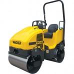 Wacker RD12A Vibration Roller 1.5 Ton