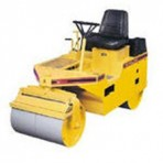 1 Ton Stone WolfPac 2500 Ride On Roller