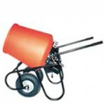 Concrete Mixer – 3 Cu. Ft. Electric