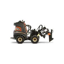 Vibratory Plow Zahn R300 - Astro Rents - Construction