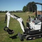 Bobcat 418 Excavator Bucket Size 8″, 12″ or 16″