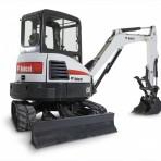 Bobcat E35 Excavator W/ Thumb